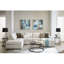 3 Piece Sectional - Amplify Beige