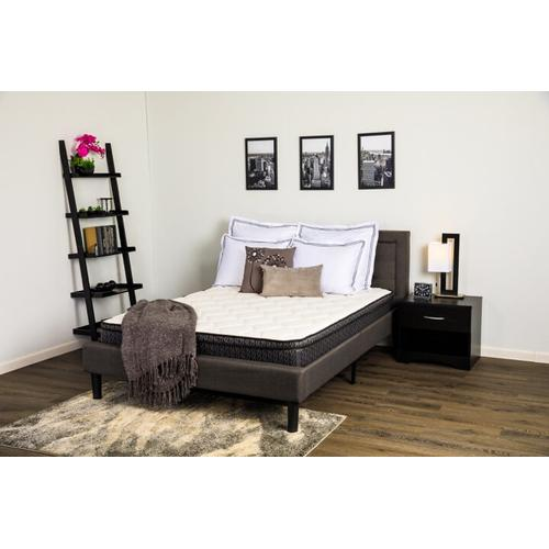 Gallery - Liberty Euro Top Mattress Only