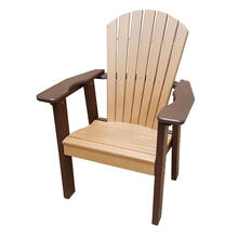 CLASSIC UPRIGHT ADIRONDACK CHAIR