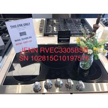 """30"""" Electric Cooktop - RVEC Viking Product Line"""