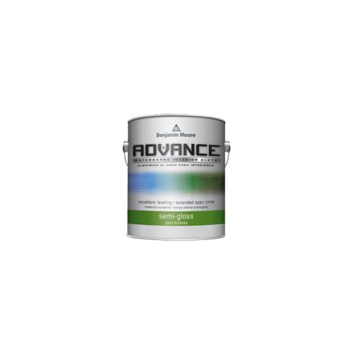 ADVANCE Waterborne Interior Alkyd Paint - Semi-Gloss Finish