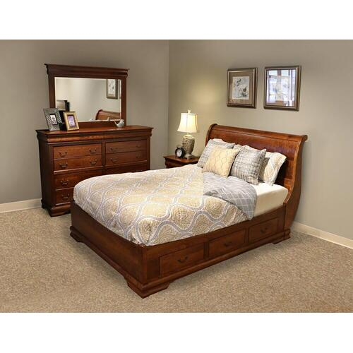 Williamsburg Bedroom Collection - In Stock