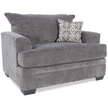 Cornell Pewter Chair And A Half