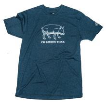 I'd Smoke That Pig T-Shirt