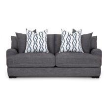 Journey Sofa in Merriville Graphite Fabric