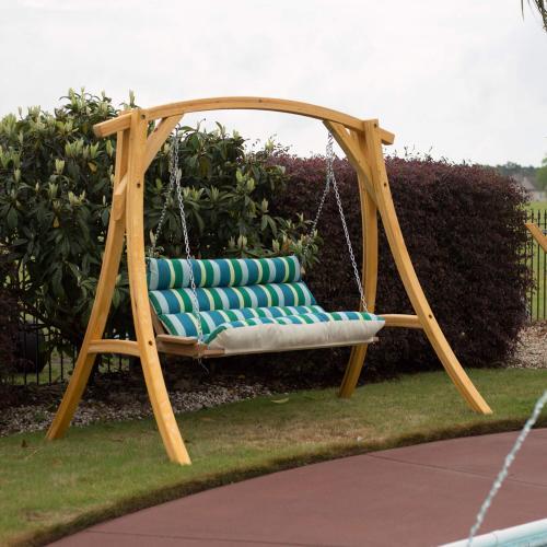 Hatteras Hammocks - Deluxe Cushion Swing - Gateway Tropic
