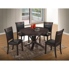 Fulton- Table/ 4 Chairs