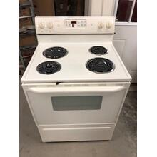 Used Magic Chef Coil Top Range