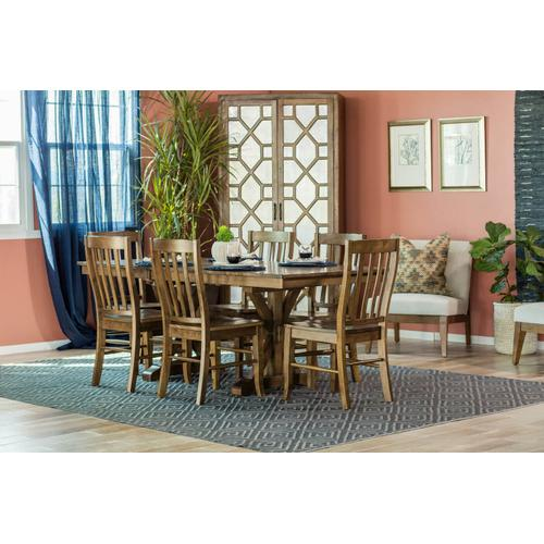 60 Inch Table with 18 Inch Butterfly Leaf DC33878R