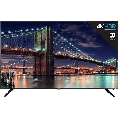 "TCL 65"" 6 SERIES 4K ULTRA HD ROKU SMART LED WITH HDR"