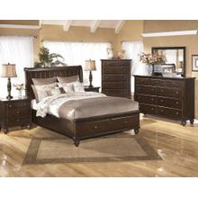 QUEEN STORAGE BEDROOM GROUP CLOSEOUT