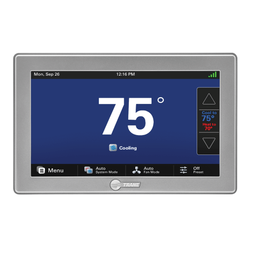 ComfortLink II XL1050 7-day Programmable Communicating Wi-Fi Enabled Control