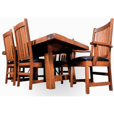 Turnbuckle Dining Room Set