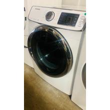 See Details - USED-  7.5 cu. ft. Electric Dryer (White)  FLDRYE27W-U SERIAL #122