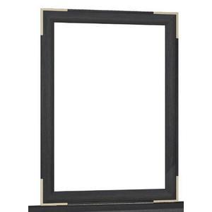 Canal Dover Furniture - Manhattan Mirror in Dark Knight Finish