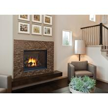 Bellavista B41XTCE Large Clean Face Direct Vent Gas Fireplace