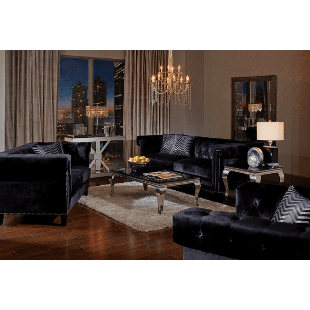 Reventlow Sofa and Love Seat