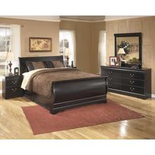 B128 Queen Bed, Dresser, Mirror