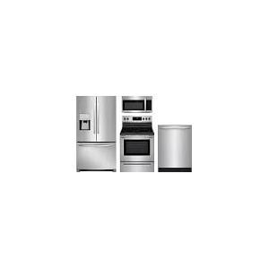 4 Piece Appliance Set