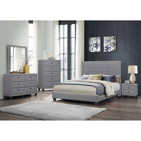 6 Pc. Gate City King Bedroom Set