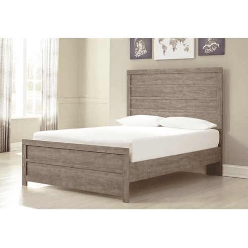 Culverbach - Gray - Full Panel Bed