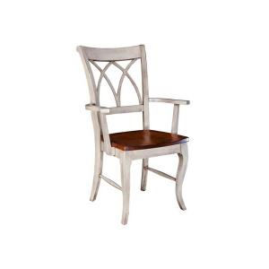 Palettes By Winesburg - Adams Arm Chair