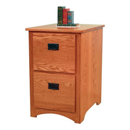 Amish Craftsman - Mission File Cabinets