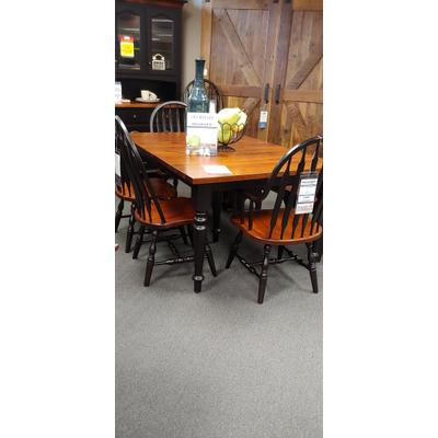 See Details - Old Towne Table, Chairs and Extenda-bench