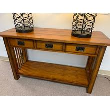 See Details - Sofa Table Model# T01389-00