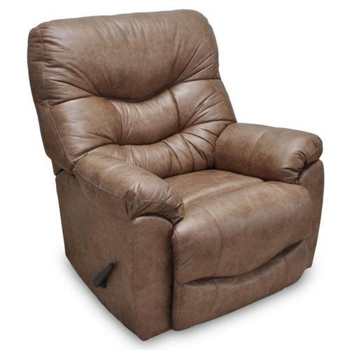 Franklin Furniture - FRANLIN 4595-8621-25 Trilogy Faux Leather Rocker Recliner