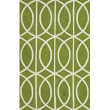 IF5 Infinity Clover 5x8 Rug