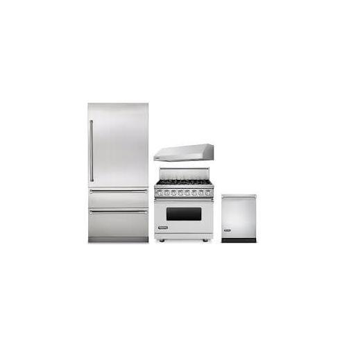 Packages - 4 Piece Kitchen Appliance Set