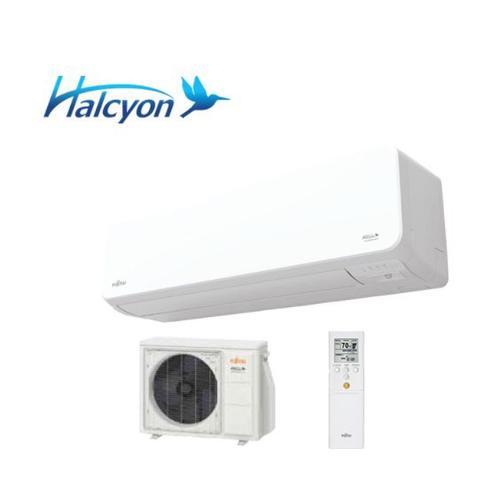 Fujitsu - Halcyon™ SINGLE-ROOM MINI-SPLIT SYSTEMS - Wall Mounted LZAS Series Built-in Wireless LAN 29. SEER