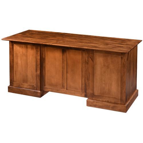 Executive Desk - Antique Cherry Finish