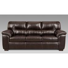 5600 Austin Chocolate Sofa Only