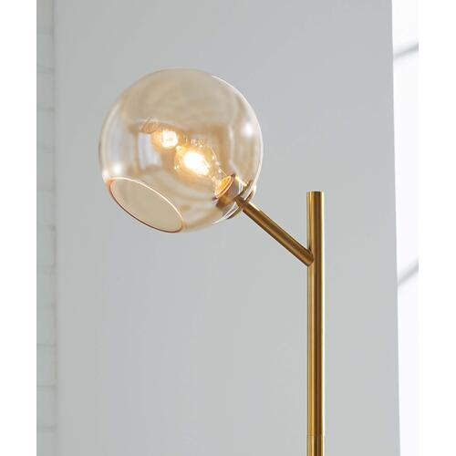 Abanson Metal Floor Lamp
