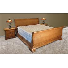 Venetian Sleigh Bed King