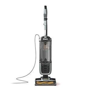 Shark - Navigator Self-Cleaning Brushroll Pet Upright Vacuum - Pewter Gray Metallic