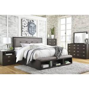 Gallery - Ashley Hyndell King Bedroom Set