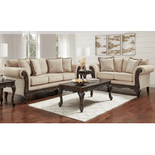 EMMA WHEAT SOFA   (8553)