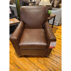 CLEARANCE Trotter Chocolate Chair