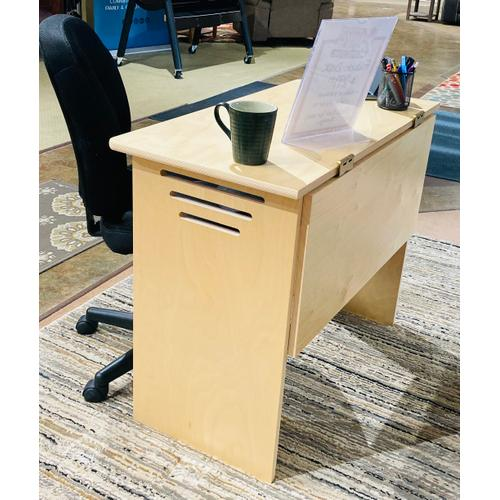 VERMONT MADE SOLID BALTIC BIRCH FOLDABLE DESK