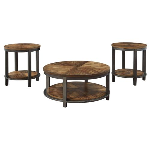 Roybeck 3-Pack Tables