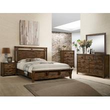 See Details - Crown Mark Curtis Queen Bedroom