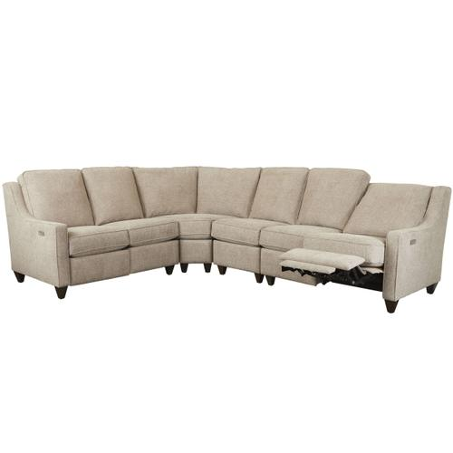 Bassett Furniture - Premiere Collection - Magnificent Motion Reclining Sectional