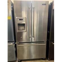 "USED- 36"" French-Door Refrigerator w/ Dispenser - FD3SS36-U SERIAL #11"