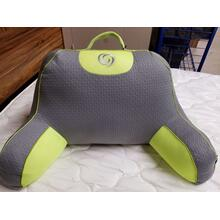 Lime/Grey Dri-Tec Backrest