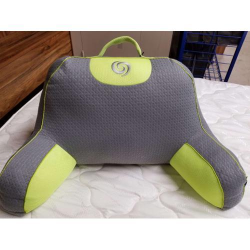 Bedgear - Lime/Grey Dri-Tec Backrest