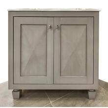 """Product Image - Palazzo 36"""" Vanity in Gray"""