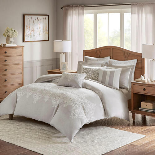 Jla Home - Barely There Queen Comforter Set